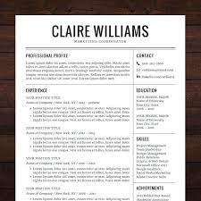 Creative Resume Templates For Mac Mesmerizing Creative Resume Templates For Mac Pages Creative Resume Templates