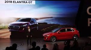 2018 hyundai accent hatchback canada.  canada 2018 hyundai elantra gt on display at canadian auto show new car and hyundai accent hatchback canada