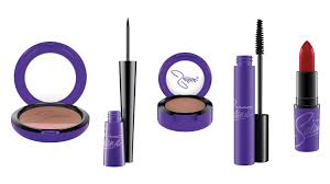 here s what the selena m a c collection looks like on diffe skin tones allure