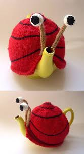 32 best Sewing - Tea Cosy / Tea Cozy images on Pinterest | Tea ... & Snail Tea Cosy. Adamdwight.com