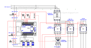 motor control schematic diagram wye delta wirdig star delta wiring diagram electrical star automotive wiring diagram
