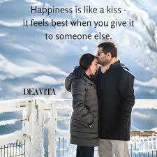 Glück Liebe Und Kuss Zitate Und Romantische Sprüche Mit Bildern Für
