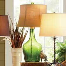 colored glass lighting. Lawrence Glass Table Lamp Colored Lighting