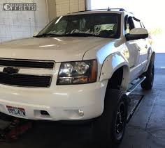 Avalanche chevy avalanche 2007 : 2007 Chevrolet Avalanche Vision Prowler Pro Comp Suspension Lift 45in