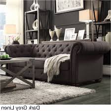 Gray Chesterfield sofa Luxury Bardot 2 Seater Chesterfield sofa