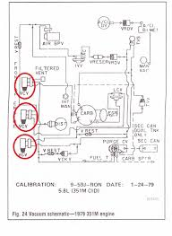 78 79 emission vacuum diagram picture reference ford bronco forum click image for larger version 79 bronco vacuum diagram 001 584x800 vcv