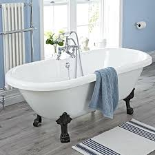 lowes freestanding tub. Traditional Acrylic Double Ended Roll Top Freestanding Bath Tub Bathtubs Cheapest Lowes Canada W