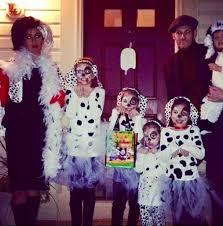 101 dalmatians family costume tutorial quick and easy