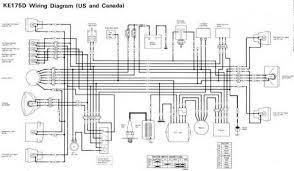 servicemanuals the junk man's adventures Simple Wiring Diagrams ke175 d wiring diagram