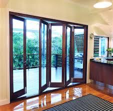Folding Doors JT Windows - Bifold exterior glass doors