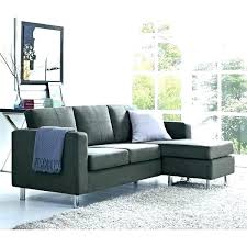 small modern sofa sectional couch magnificent grey microfiber living spaces configurable contemporary with chaise mod