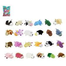 Купить <b>игрушку 1Toy</b> Вывернушка плюшевая 2 в <b>1</b> Мини 8 см ...