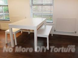 Bench Dining Tables Ikea Dining Table With Bench Ikea Ikea Kitchen