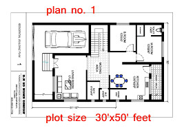 best 2 bedroom house plan design ideas images home india fine 30 by 50 plans