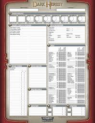 warhammer character sheet zorcons word dark heresy character sheet v3