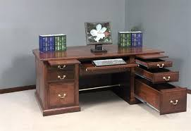 office desk solid wood. Solid Wood Executive Desk Office Plans Beautiful Furniture