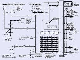 factory sub amp wiring ford explorer and ford ranger forums 1992 Ford Ranger Radio Wiring Diagram 95 Explorer Wiring Diagram #29