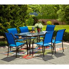Hd Designs Outdoors Hd Designs Outdoors Orchards 7 Piece Dining Set Aquarius
