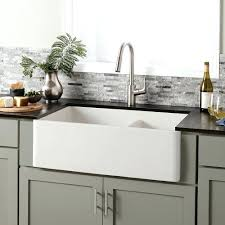 drop in apron front sink. Contemporary Drop Farmhouse Apron Front Sinks Awesome Medium Modern Rectangular Single Bowl  White Fireclay Porcelain Enameled Apront Kitchen Sink Countertop Drawer Faucet  Throughout Drop In