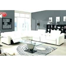 white leather reclining sofa white recliner sofa white recliner sofa square red contemporary wooden rug power