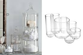 bathroom accessories apothecary jars umbra