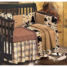 cute western nursery bedding