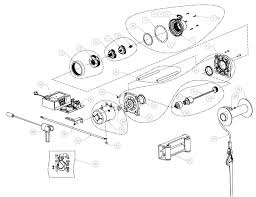 warn authorized parts and service center for the vr8000 winch kit 8 control pack kit 92071 includes items 60 62 65