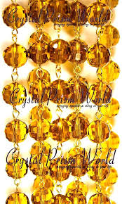 crystal garland for chandelier crystal chain amber bead chain item a3640 diy crystal garland chandelier crystal garland for chandelier