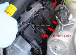 mercedes ignition coil pack replacement easy diy instructions location of mercedes ignition coil packs