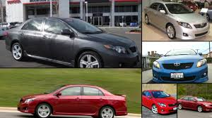 Toyota Corolla - All Years and Modifications with reviews, msrp ...