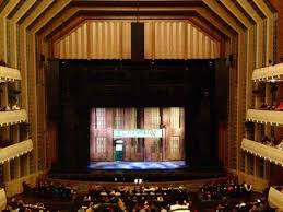 Smith Center Las Vegas Nv Seating Chart Reynolds Hall At The Smith Center Section Dress Circle