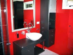 Red Bathroom Set Red Bathroom Sets Bathroom Bathroom Accessories