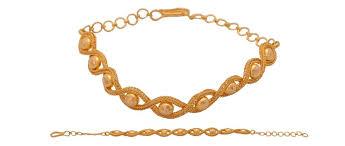 senco gold. senco-gold-22k-yellow-gold-charm-bracelet senco gold