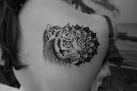 15 стильных идей тату тигра самые красивые варианты