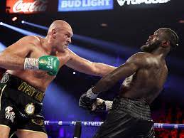 Tyson Fury, Deontay Wilder and the ...