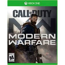Call of Duty: Modern Warfare Standard Edition Xbox One 12345 ...
