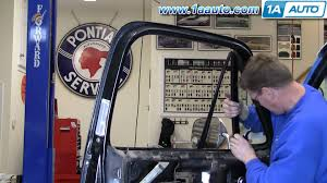 how to install replace weatherstrip window 73 87 chevy gmc pickup how to install replace weatherstrip window 73 87 chevy gmc pickup truck suv part 2 1aauto com