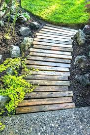 fancy garden path edging wooden lawn edging best wood walkway ideas on pallet slat garden path fancy garden path edging