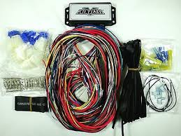custom harley wiring harness wiring diagram article review ultima complete wiring harness 4 harley big twin and custom evoultima plus electronic wiring