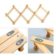expandable peg rack expandable wood wooden peg wall hat coat mug coat racks from furniture on
