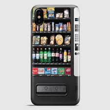 Cell Phone For Cash Vending Machine Locations Impressive Vending Machine IPhone X Case Products Pinterest Vending