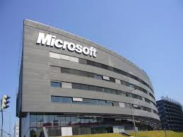 microsoft office building. microsoft building in bb centrum prague office o