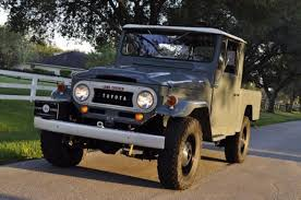 Toyota Land Cruiser Short Bed For Sale ▷ Used Cars On Buysellsearch