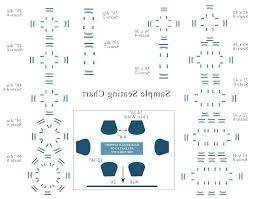 10 person dining table dimensions round size for room length