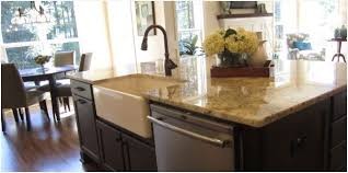 laminate countertop overhang waterfall kitchen islands unique waterfall kitchen island for better experiences thinc technology