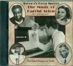 America's Great Singers: The Music of Harold Arlen, Vol. 2