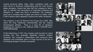 famous furniture companies. CASSINA LIMITED EDITION Famous Furniture Companies E