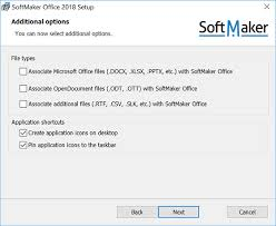 microsoft office schedule maker change softmaker office default file association and file