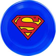 Бакл <b>Игрушка Buckle</b>-<b>Down Супермен</b> синий цвет <b>фрисби</b> ...