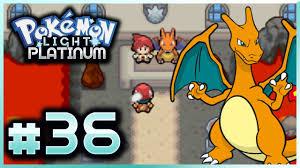 Merydian City Light Platinum Gym Lets Play Pokemon Light Platinum Part 36 Flamerny Gym Leader Luke